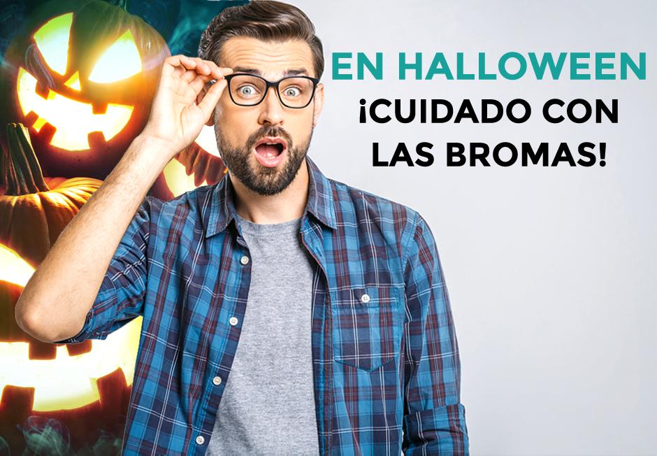 Consejos de viaje Halloween seguro entre un dolcetto y una broma: los consejos de Arturo