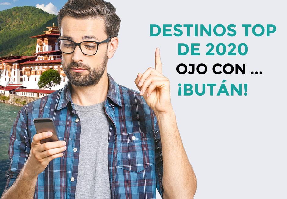 Consejos de viaje Los destinos top de 2020: los 5 Países que tienes que visitar en el nuevo año